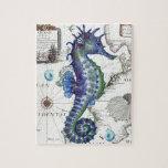 Mapa viejo del Seahorse Puzzle