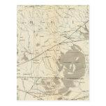 Mapa X de la GEN Tarjeta Postal