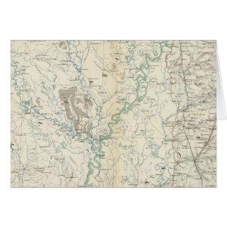 Mapa XIX de la GEN Tarjetón