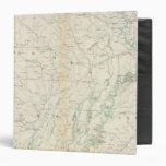 """Mapa XVIII de la GEN Carpeta 1 1/2"""""""