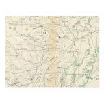 Mapa XVIII de la GEN Postal