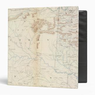 """Mapa XXIV de la GEN Carpeta 1 1/2"""""""