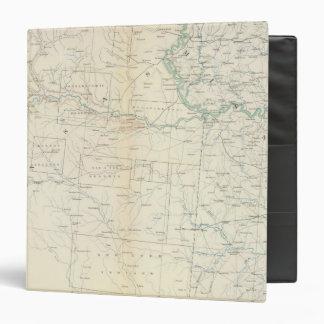 """Mapa XXVI de la GEN Carpeta 1 1/2"""""""