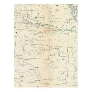Mapa XXVI de la GEN Postal
