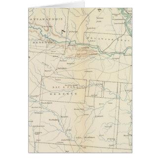 Mapa XXVI de la GEN Tarjeta De Felicitación