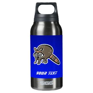 Mapache; Azul Botella Isotérmica De Agua