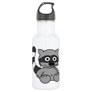 Mapache Botella De Agua