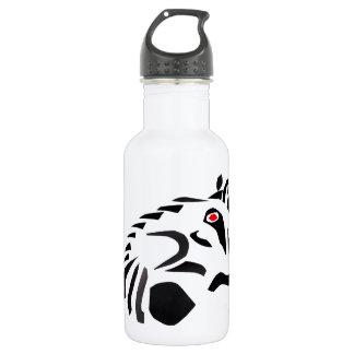 Mapache Botella De Agua De Acero Inoxidable