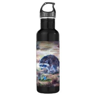 Mapache cuál es ése botella de agua