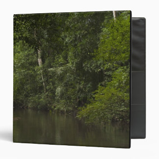 Mapari River, Mapari Rupununi, Guyana. Vinyl Binder