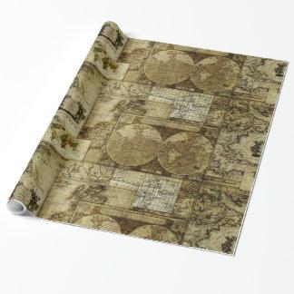Mapas antiguos de los mapas de Viejo Mundo del