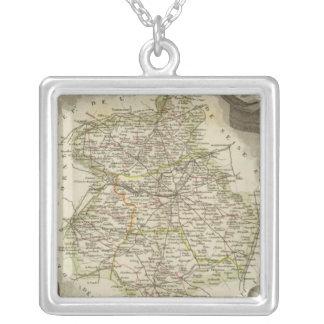 Mapas del ejemplo colgantes
