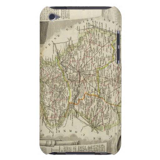 Mapas del ejemplo iPod touch Case-Mate coberturas
