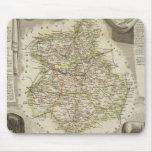 Mapas del ejemplo tapete de ratones