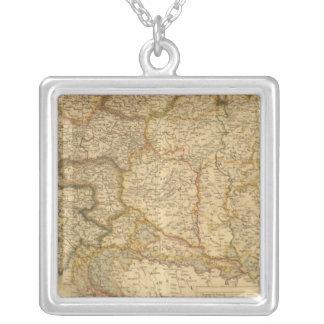 Mapas del imperio joyeria personalizada