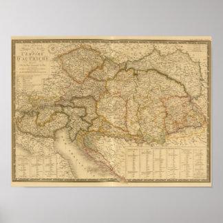Mapas del imperio posters