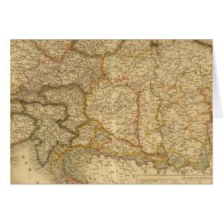 Mapas del imperio tarjeton