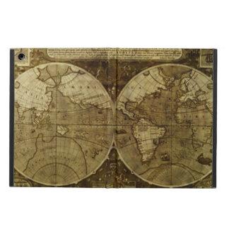 Mapas del vintage y de la antigüedad del Viejo Mun