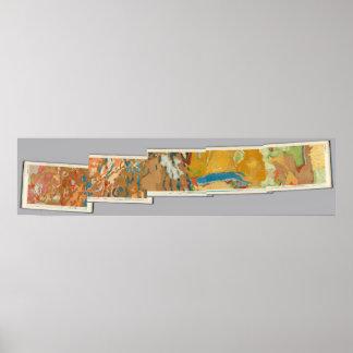Mapas geológicos compuestos IV, 40.a encuesta para Poster
