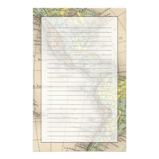 Mapas hipsométricos del mundo  papeleria