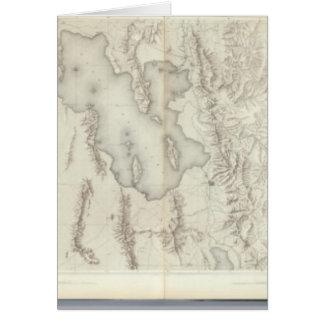 Mapas topográficos compuestos IV Felicitación