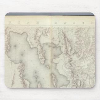 Mapas topográficos compuestos IV Tapete De Raton