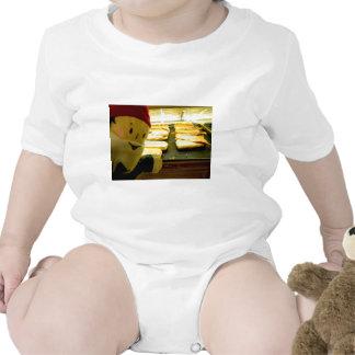 Maple Bacon Gnome Baby Bodysuit