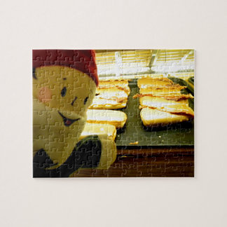 Maple Bacon Gnome Jigsaw Puzzle