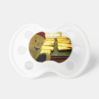 Maple Bacon Gnome Pacifier
