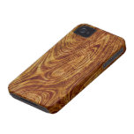Maple Burlwood Nature Tree Wood Effect iPhone 4 Covers