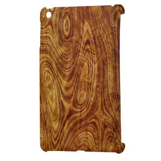 Maple Burlwood Nature Tree Wood Effect iPad Mini Case For The iPad Mini