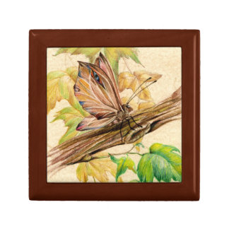 Maple Butterfly Gift Box