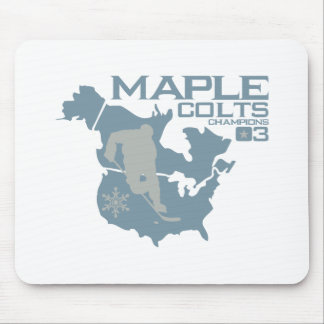 Maple Colts Mouse Pad