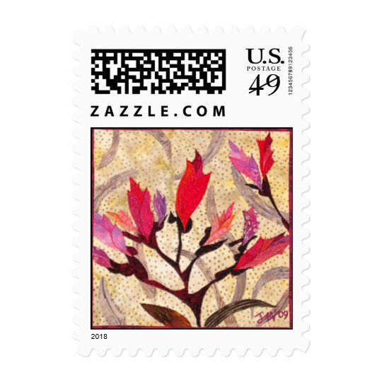 Maple Flowers VII Postage Stamp