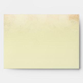 Maple Glow Light Envelope