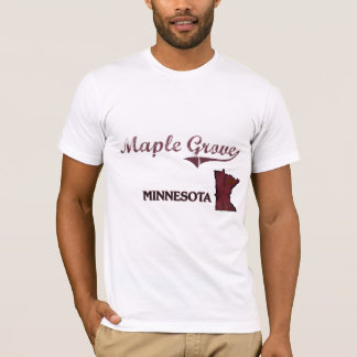 Maple Grove Minnesota City Classic T-Shirt