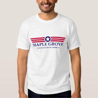 Maple Grove Pride Tee Shirts