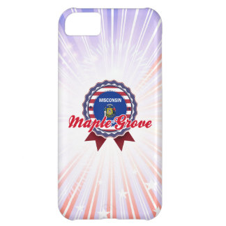 Maple Grove, WI iPhone 5C Cover