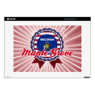 "Maple Grove, WI Decals For 15"" Laptops"