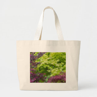 maple in summer canvas bags