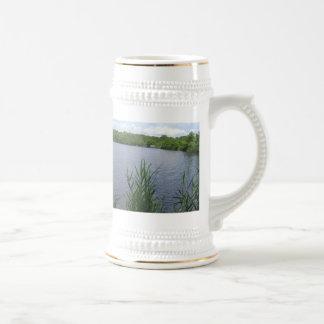 Maple Lake Coffee Mugs