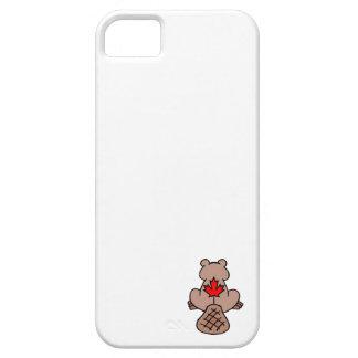 Maple Leaf Beaver iPhone SE/5/5s Case