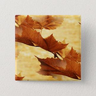 Maple leaf  Button