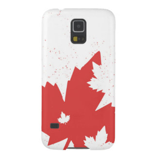 Maple Leaf Case Galaxy S5 Cover