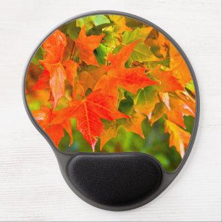 Maple Leaf Dance Gel Mouse Pad