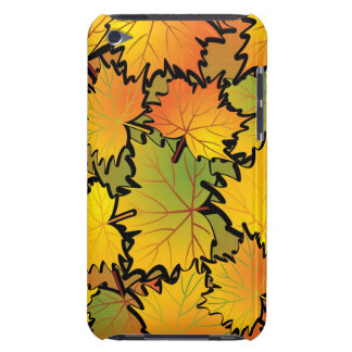 Maple Leaf iPod Case Barely There iPod Case