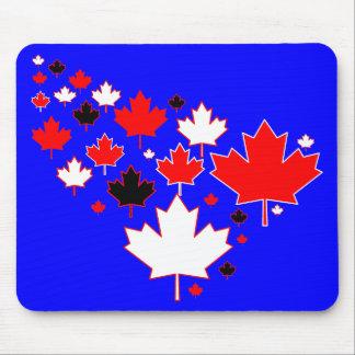 Maple Leaf Mouse Pad
