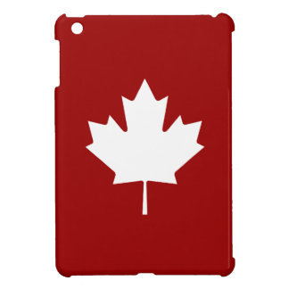 Maple Leaf Pictogram iPad Mini Case