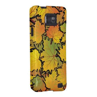 Maple Leaf Samsung Galaxy Case Galaxy SII Cases