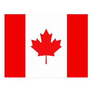 Maple Leaf Symbol Postcard